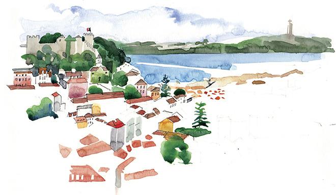 Sketch Tour Portugal Reload