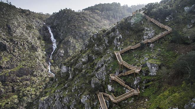 Arouca Geopark - Passadiços do Paiva - Nelson Garrido