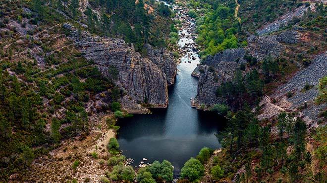 Geopark Naturtejo - Portas de Almourão