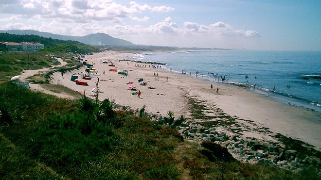 Praia de Castelo do Neiva - Viana do Castelo
