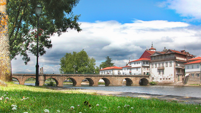 Chaves - roman bridge