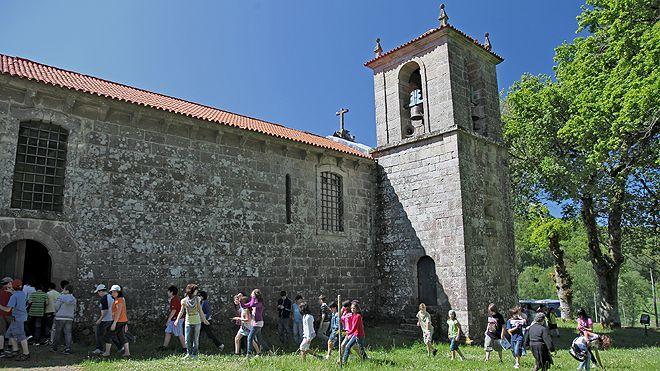 Igreja de Fiães Lugar Melgaço Foto: CM Melgaço