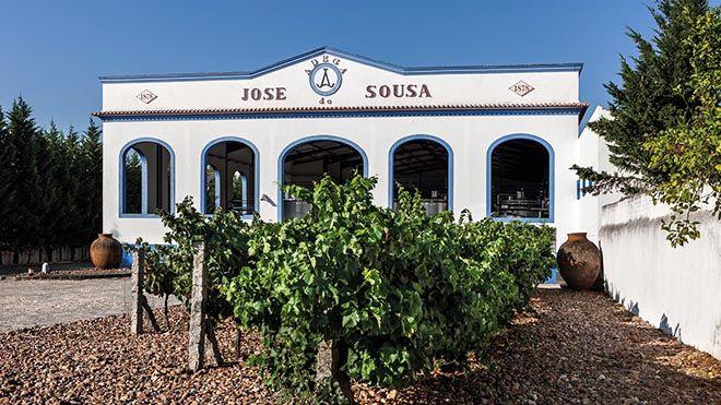 Adega José de Sousa Foto: Jerónimo Heitor de Sousa