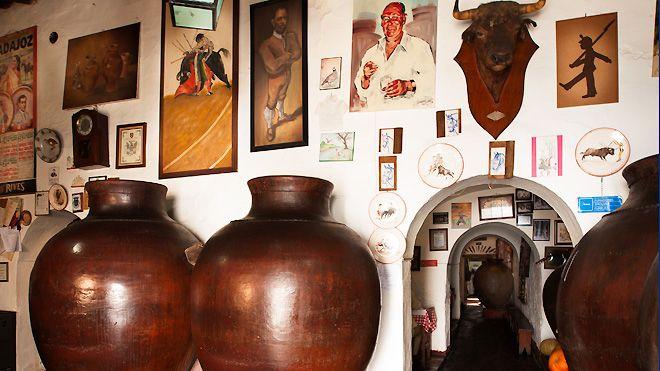 Adega Velha Local: Mourão Foto: Entidade Regional de Turismo do Alentejo