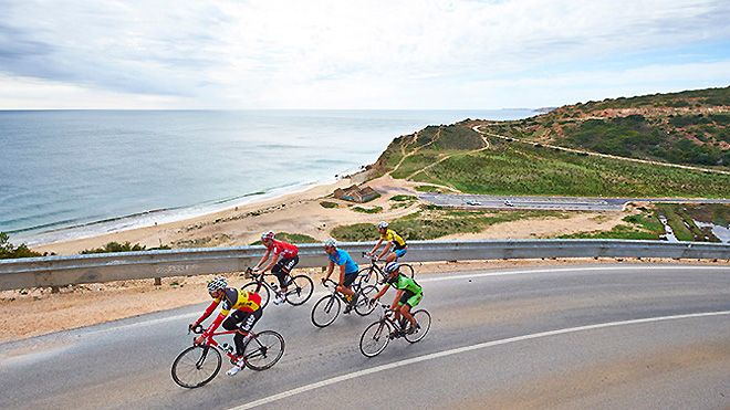 Algarve Cycling Holidays Ort: Sagres Foto: Algarve Cycling Holidays