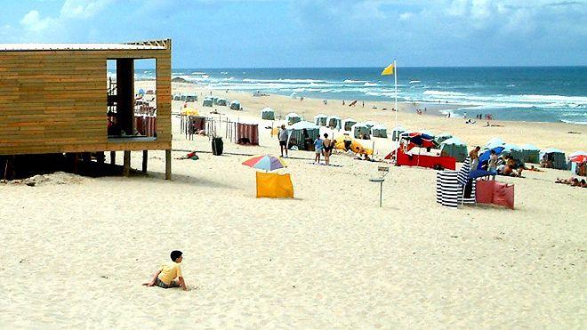 Praia de Mira Plaats: Mira Foto: ABAE