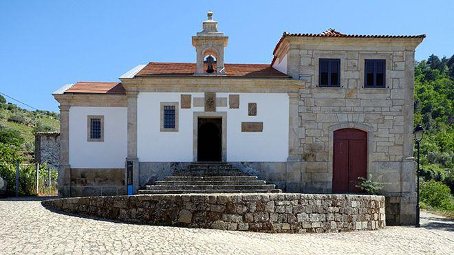 Capela de São Pedro de Balsemão Plaats: Balsemão - Lamego Foto: Direção Regional Cultura Norte