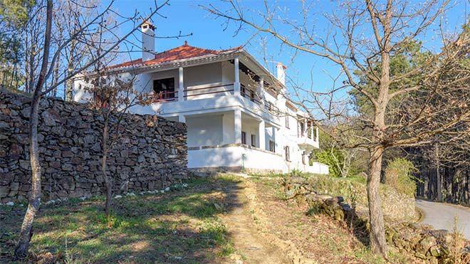 Casa Cerro da Correia Lugar Manteigas Foto: Casa Cerro da Correia