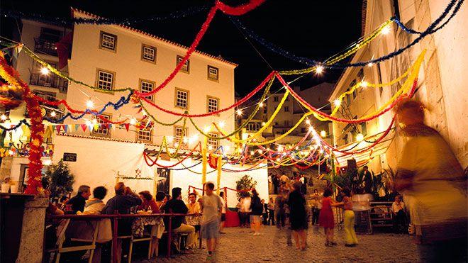 Festas dos Santos Populares Luogo: Lisboa