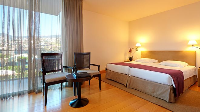 Golden Residence Hotel - Twin Room Place: Funchal