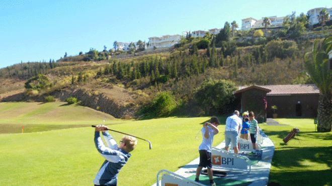 Golf Santo António - Academia Local: Budens, Vila do Bispo