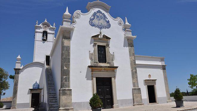 Igreja de São Lourenço de Almancil Ort: Almancil Foto: Pedro Reis