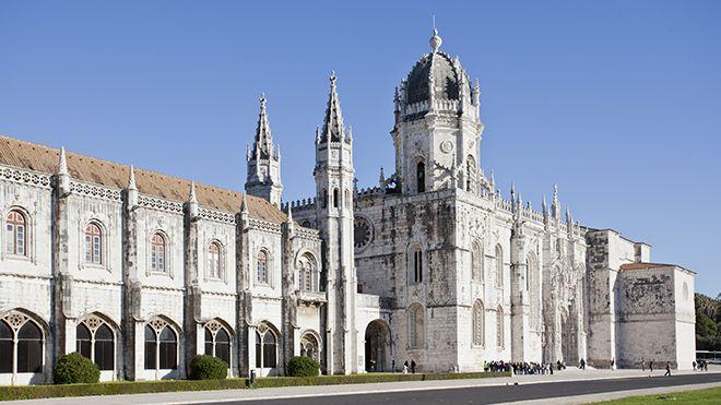 Mosteiro dos Jerónimos Place: Lisboa Photo: João Henriques / Amatar