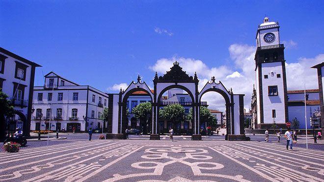 Ponta Delgada Local: Açores Foto: Açores