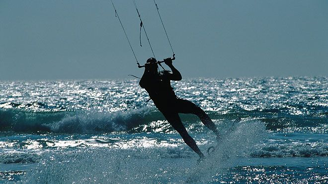 Kitesurf Photo: Turismo de Portugal