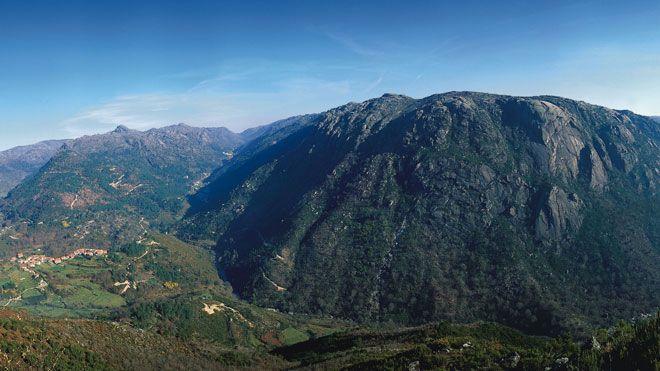 Parque Nacional da Peneda-Gerês Ort: Gerês Foto: Paulo Magalhães