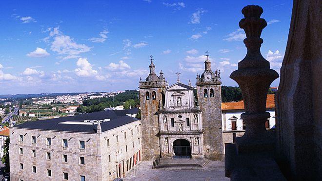 Viseu Plaats: Viseu Foto: Turismo Centro de Portugal