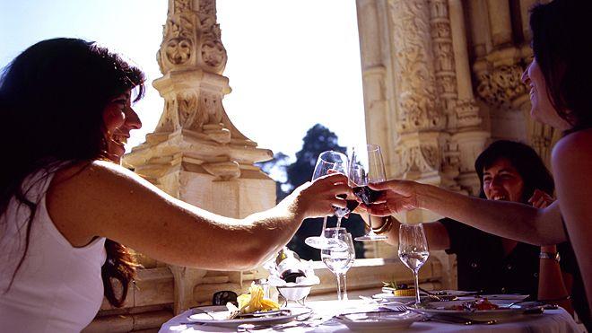 Palace Hotel Place: Buçaco Photo: Turismo Centro de Portugal