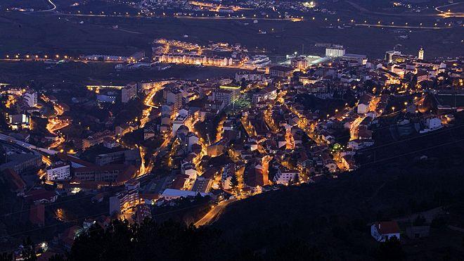 Covilhã Ort: Covilhã Foto: Turismo Centro de Portugal