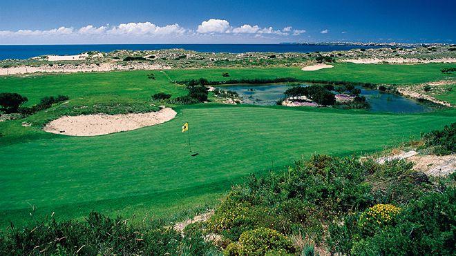 Campo de Golfe da Praia d'El Rey Ort: Óbidos Foto: Turismo de Portugal