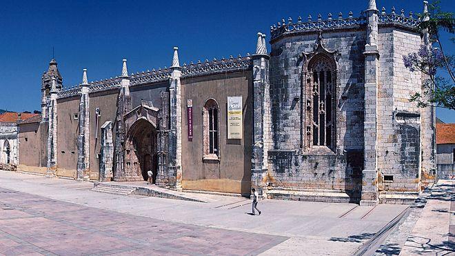 Convento de Jesus Ort: Setúbal Foto: José Manuel