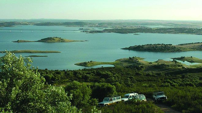 Alqueva Lieu: Rio Guadiana Photo: Turismo do Alentejo