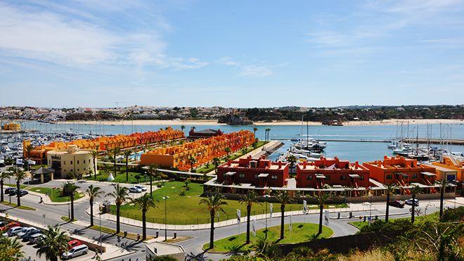 Marina de Portimão Lieu: Portimão Photo: Turismo do Algarve