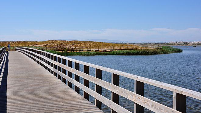 Lagoa dos Salgados Place: Albufeira Photo: Turismo do Algarve