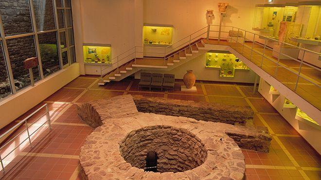 Museu Arqueológico Luogo: Silves Photo: António Sacchetti
