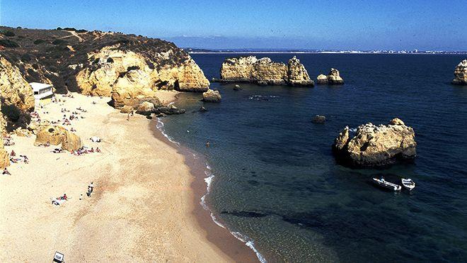 Algarve coast 場所: Algarve 写真: John Copland