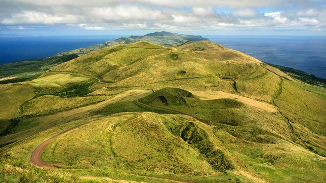 Ilha de São Jorge Plaats: São Jorge Foto: Publiçor