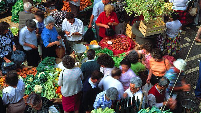Mercado dos Lavradores Lieu: Madeira Photo: Maurício Abreu