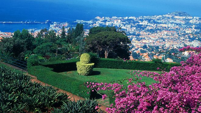 Monte Place: Funchal Photo: Turismo da Madeira