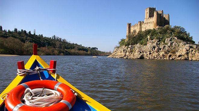 Castelo de Almourol Место: Almourol Фотография: Pérsio Basso_CM Vila Nova da Barquinha