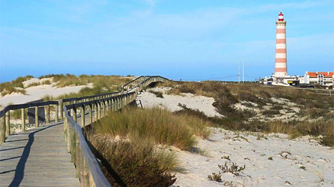 Praia da Barra Plaats: Gafanha da Nazaré - Ílhavo Foto: Associação da Bandeira Azul Europa