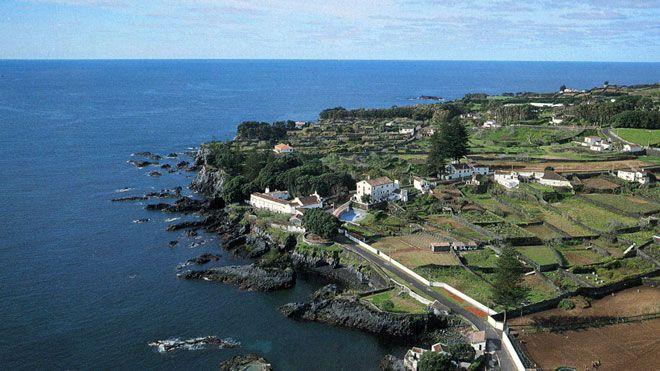 Zona Balnear do Porto da Caloura