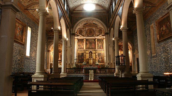 Igreja de Santa Maria, Matriz de Óbidos 地方: Óbidos