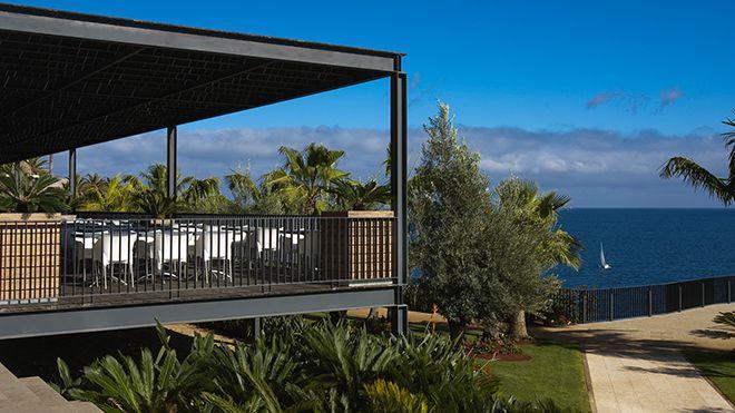 VidaMar Resort Madeira - Ocean Buffet Terrace Local: Madeira