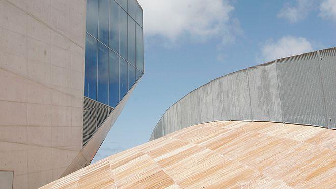 Casa da Música 地方: Porto 照片: Mário Santos
