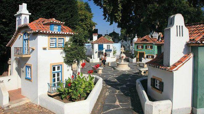 Portugal dos Pequenitos Ort: Coimbra Foto: Fundação Bissaya Barreto