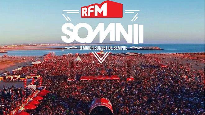 RFM SOMNII Ort: Praia do Relógio - Figueira da Foz