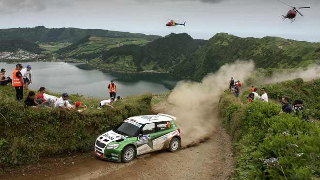 Rallye Açores Plaats: Ilha de São Miguel Foto: Turismo dos Açores / João Lavadinho
