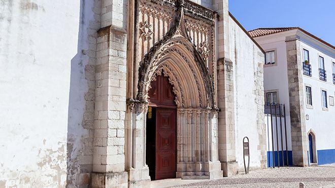 Igreja da Graça Place: Santarém Photo: Shutterstock