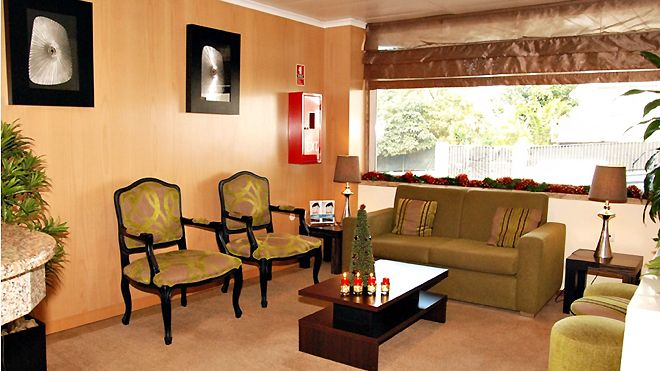 Hotel São Mamede Plaats: Estoril Foto: Hotel São Mamede