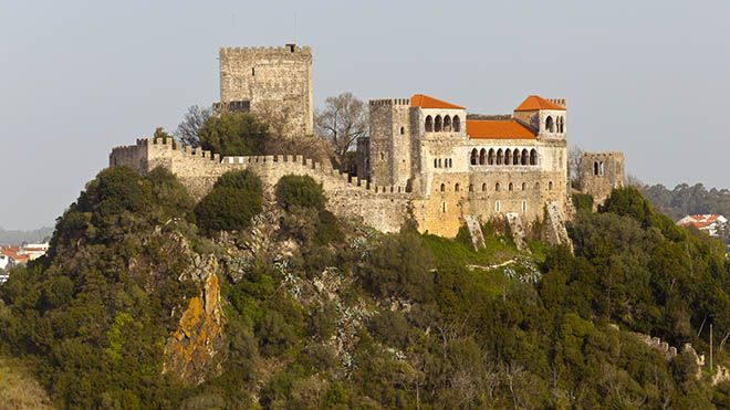 Leiria Castle Place: Leiria  Photo: shutterstock_Visual Cortex