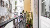 Castle Inn Lisbon - Azulejos Photo: Castle Inn Lisbon - Azulejos