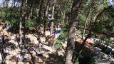 Parque Aventura Cova da Baleia_Arborismo Local: Mafra Foto: Parque Aventura Cova da Baleia