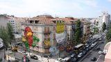 Os Gêmeos Local: Lisboa Foto: Leonor Viegas