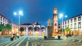 Portas do Mar_Ponta Delgada 場所: Ponta Delgada_São Miguel Island_Azores 写真: Publiçor