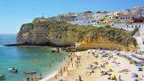Praia do Carvoeiro Foto: Helio Ramos - Turismo do Algarve
